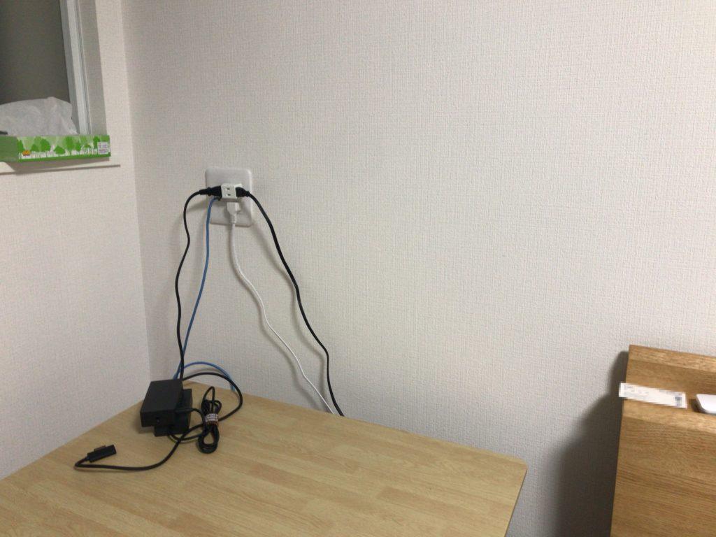 PCモニターを壁掛けモニターにしてみた【賃貸可】